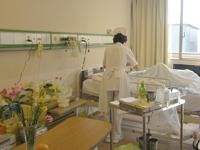 嵯峨野病室